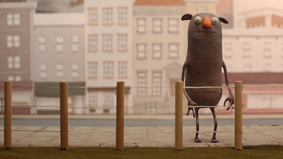 Image from I Wanna Be Your Friend short