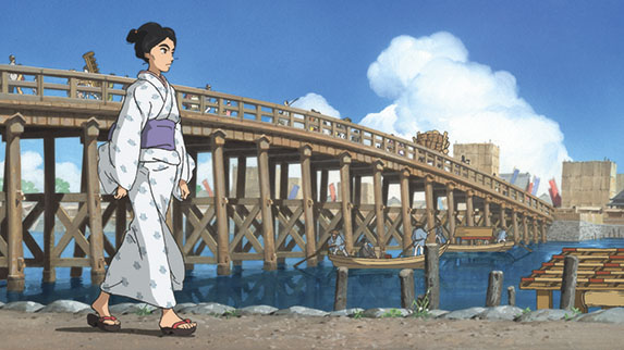 Image from Miss Hokusai