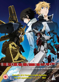 Broken Blade Collection cover