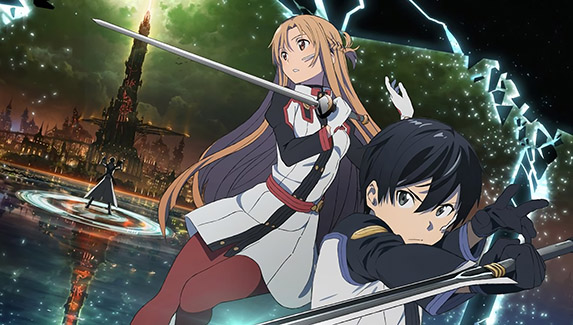 Poster - Sword Art Online: Ordinal Scale