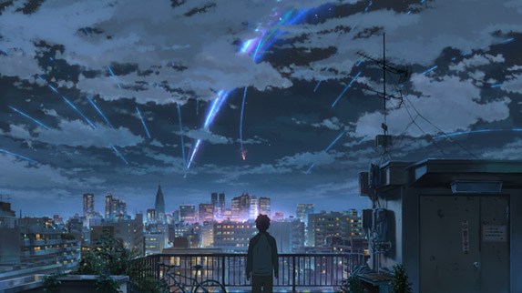 Image from Your Name