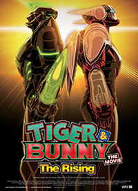 Poster - Tiger & Bunny: The Rising